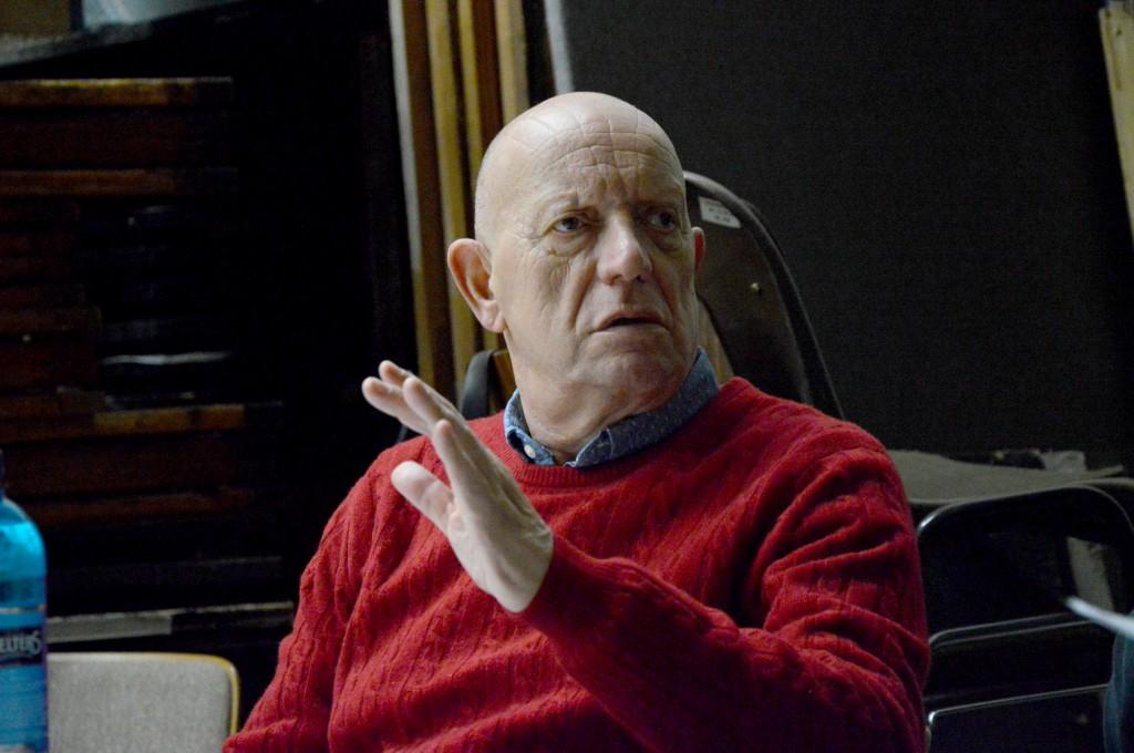 Regisseur Paolo Magelli