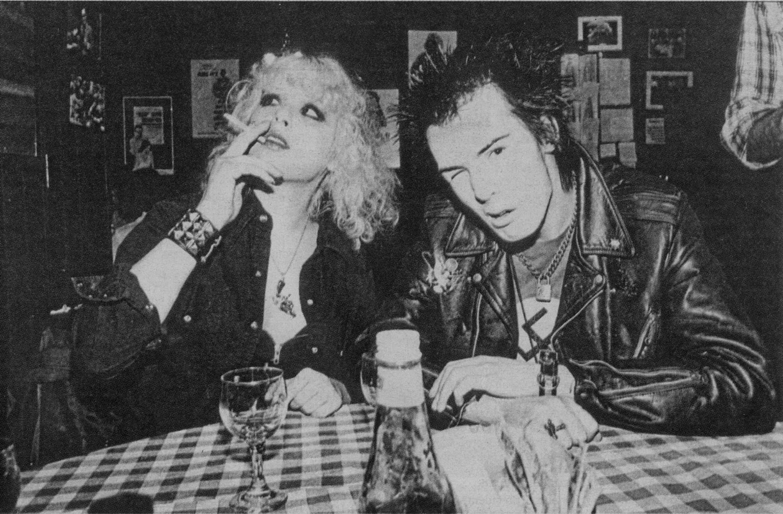 Punk um 1980